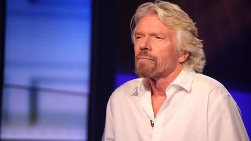 Миллиардер Ричард Брэнсон продал более 5 миллионов акций Virgin Galactic: сколько он заработал