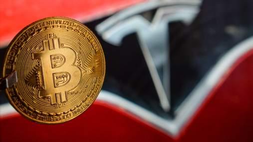 Tesla заробляє на біткойні більше, ніж на продажі власних електрокарів
