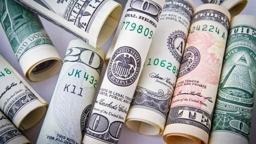 Курс валют на 5 мая: Нацбанк существенно укрепил гривну