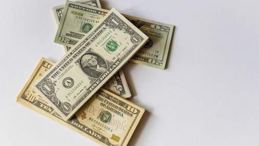 Курс валют на 12 мая: доллар США существенно потерял в цене