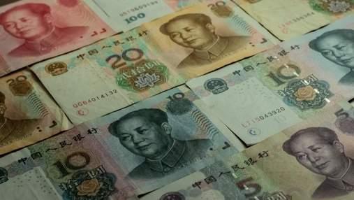 Дзеркало економіки та долар США: китайський юань досягнув рекордної висоти з 2018 року