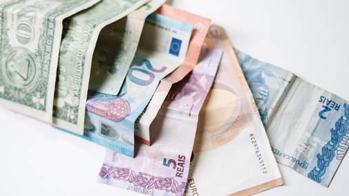 Курс валют на 14 травня: євро суттєво впало в ціні