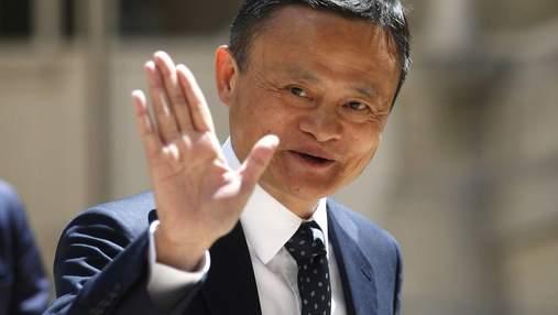 """Мільярдер Джек Ма """"заліг на дно"""": чим займається засновник Alibaba"""