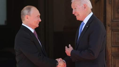 Байден намекнул Путину на возможности США в киберпространстве и предложил план действий