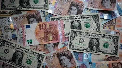 Курс валют на 21 липня: Нацбанк встановив нову вартість долара та євро