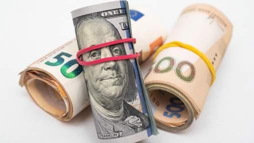Курс валют на 28 липня: Нацбанк продовжує зміцнювати гривню