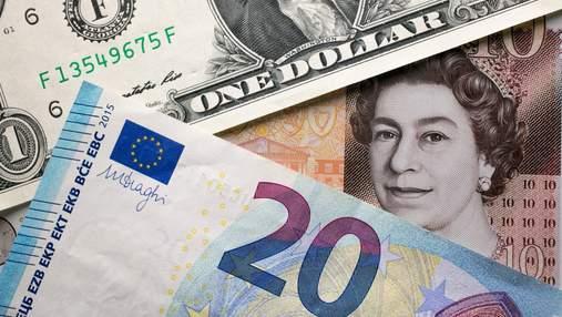 Долар та євро різко впали в ціні: курс валют на 6 жовтня