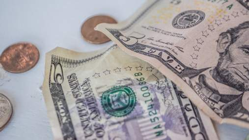 Гривна обесценится: J.P. Morgan спрогнозировал курс доллара к концу года