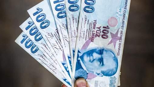 Турецька ліра встановила новий історичний антирекорд: що сталося